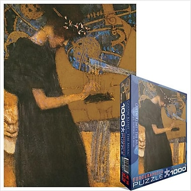 EuroGraphics Klimt - Die Musik (EUGR183)