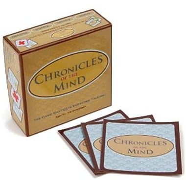 Griddly Games Inc Chronicles of the Mind Card Game (GDLYGMS008)