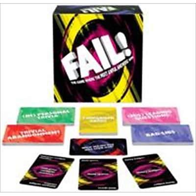Kheper Games BG064 Fail Card Game (ACDD6038)
