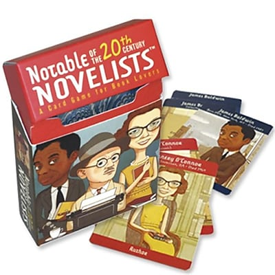 CALICO Notable Novelists Card Game (CLCO001)