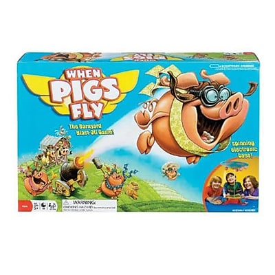 POOF-Slinky Ideal When Pigs Fly Game with