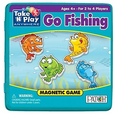 Patch Go Fishing Card Game (PTCH250)