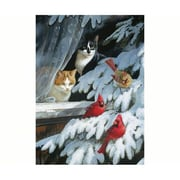 Outset Media Games Bird Watchers 1000 piece Puzzle (GC20841)