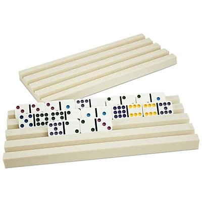 Brybelly Set of Two Plastic Domino Trays (BB-MPAR-005) 2517971