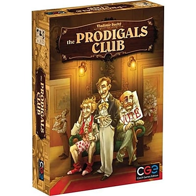 Czech Games Edition Inc The Prodigals Club (ACDD16028) 2517859