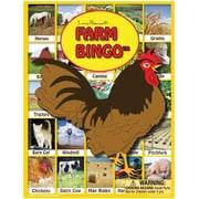 Lucy Hammet Bingo Games Farm Bingo (GC14037)