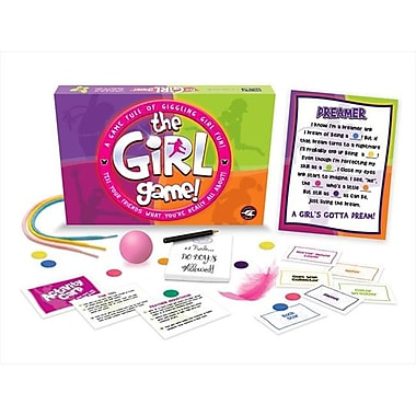 Late for the Sky Girl Game Board Game - 12 Pack (LTSY121)
