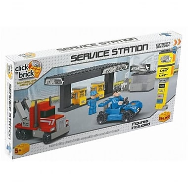 Talicor CLICK BRICKS SERVICE STATION (TAL2440)