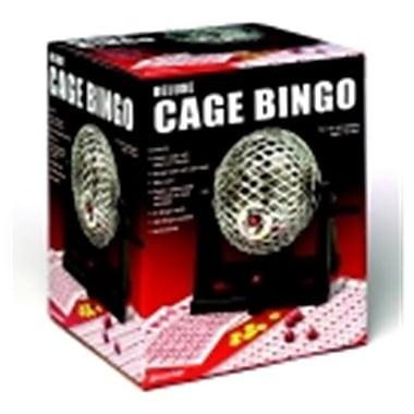 Pressman Bingo With Plastic Cage (SSPC69346)