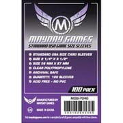 Mayday Games 7040 Standard Usa Game Size Sleeves (ACDD7353)