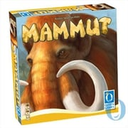 Queen Games 60815 Mammut International Board Game (ACDD9456)