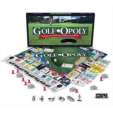 Late for the Sky Golf-Opoly Board Game (LTSY079)