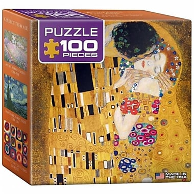 Euro Graphics Klimt- The Kiss Der Kuss Mini Puzzle (EUGR812)