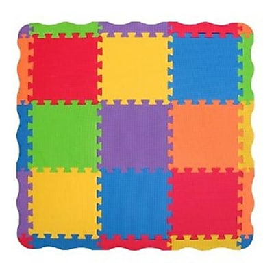 Edushape Edu-Tiles Play Mat - 25 Piece