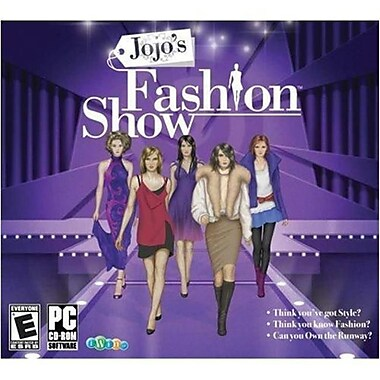 Encore Software 125137 Jojo in.s Fashion Show 2 (XS125137)