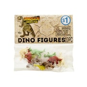 Bulk Buys Mini Dinosaur Figures (KOLIM69029)