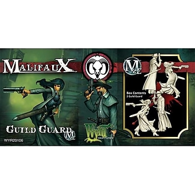 Wyrd Miniatures 20106 Guild Guard (ACDD13259) 2512460