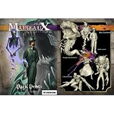 Wyrd Miniatures 20406 Neverborn Dark Debts Box Set M2E (ACDD13306) 2512450