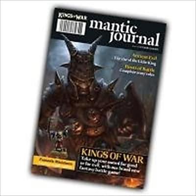 Mantic Games MAG13-1 Mantic Magazine No.3 (ACDD6940) 2512595