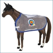 Paradise Horses Fly Bonnet and Fly Sheet (PRDSH027)