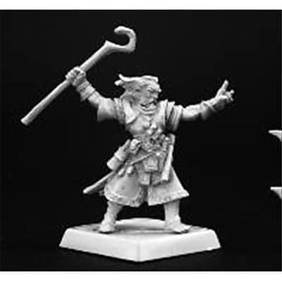 Reaper Miniatures 60002 Pathfinder Series Ezren, Human Wizard Miniature (ACDD10528) 2512593