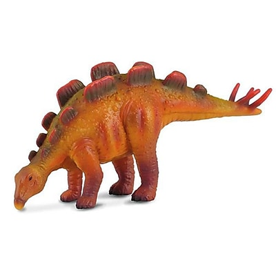 CollectA Wuerhosaurus Prehistoric Dinosaur Procon Toy Model Dino - Pack of 6 (IQON122) 2512443
