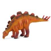 CollectA Wuerhosaurus Prehistoric Dinosaur Procon Toy Model Dino - Pack of 6 (IQON122)