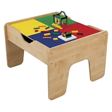 Kid Kraft 2 in 1 Activity Table Lego compatible (KK332)