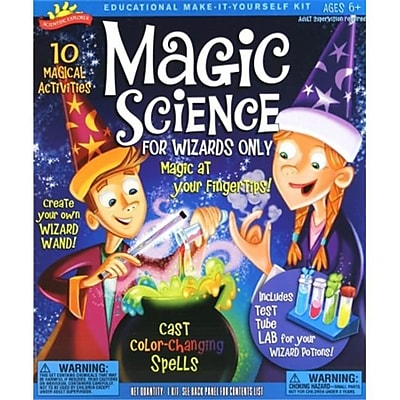 POOF Slinky Magic Science for Wizards Only Kit (BB-TGOL-04) 2515591