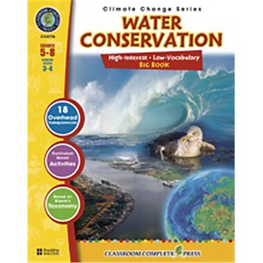 Classroom Complete Press Water Conservation - Big Book (CCP042)