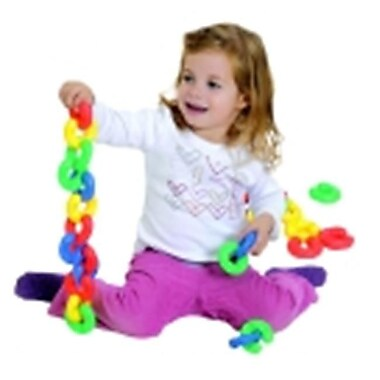 Childcraft Toddler Manipulative Libraries C Ring Set (SSPC50195)