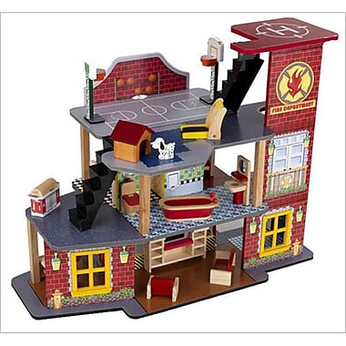 Kid Kraft Deluxe Fire Rescue Set (KK376)
