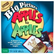 Mattel BGG17 Apples To Apples - Big Picture (ACDD7264)
