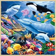 Masterpieces Undersea Friends Puzzle - 48 Piece (RTL236310)