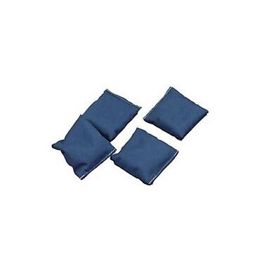 Gronomics Blue Cloth Bean Bags Set of 4 (GRNM090)