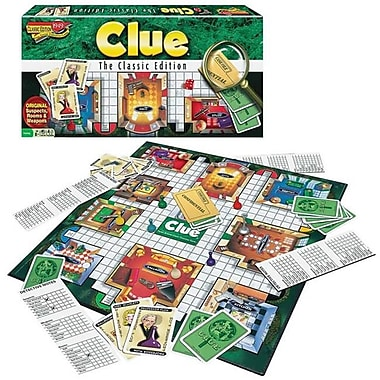 Winning Moves Clue Classic Edition (RWRDPS2856)