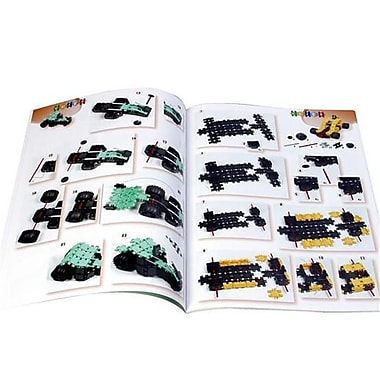 Toy Links Clics Building Plans Book - Level 3 (TYLN49)