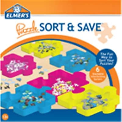 Masterpieces Elmers Sort & Save Puzzle (RTL236282) 2517955