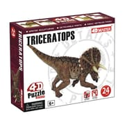 Tedco Toys 4D Dinosaur Puzzle - Triceratops (TDCTY358)