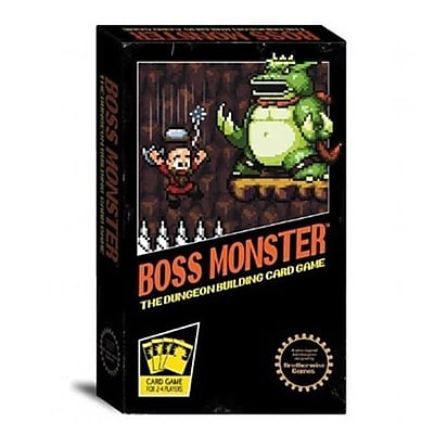 Boss Monster: Dungeon Building Card Game 0001