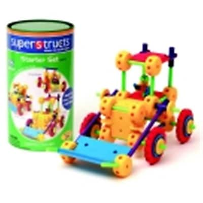 Superstructs Wheel And Axel Building Set, Set