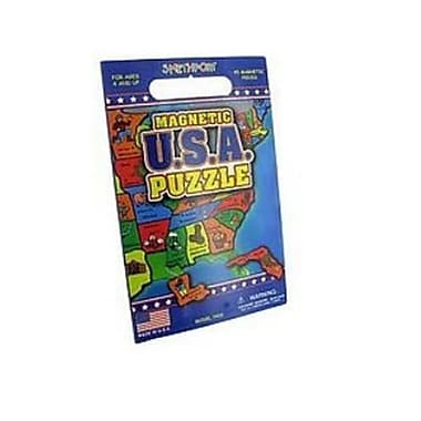 Smethport Magnetic USA Puzzle (PTCH143)