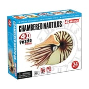 Tedco Toys 4D Chambered Nautils Puzzle (TDCTY364)