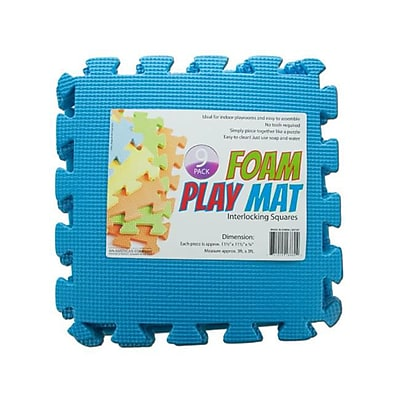 Bulk Buys Interlocking Foam Play Mat (KOLIM49781)