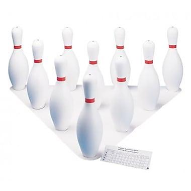 OlympiaSports Economy Bowling Pin Set (OSGA082P)