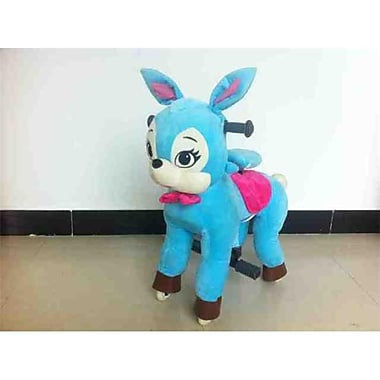 My Horse Scooter Mr. Blue Rabbit small (TMEF001)