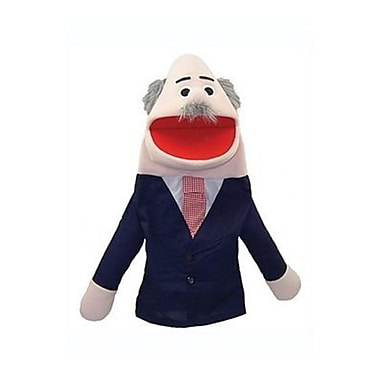 Get Ready Kids Grandpa Puppet African American (GTRDY227)
