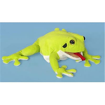Sunny Toys 12 In. Frog - Whites