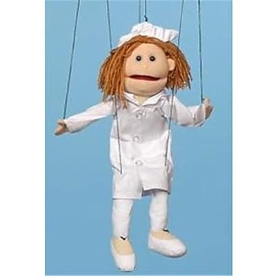 Sunny Toys 22 In. Nurse, Marionette People