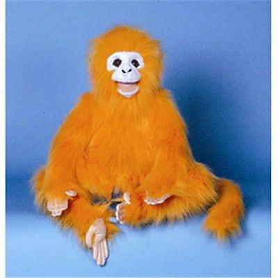 Sunny Toys 15 In. Monkey - Golden,